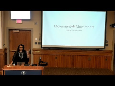 Rev. Dr. Almeda M. Wright | The Princeton Lectures on Youth, Church, and Culture - Lecture 1