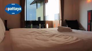 Cocco Resort chambre d'hotel piscine pas cher pattaya video