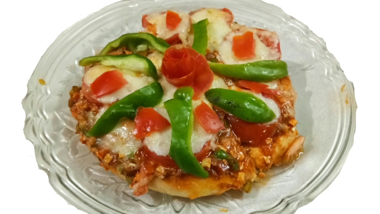 How To Make Pizza At Home Without Oven And Microwave