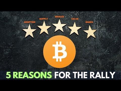 5 Reasons For BTC Rally! Bitcoin Price To Reach $50,000! BitMEX Volume $11 BILL!
