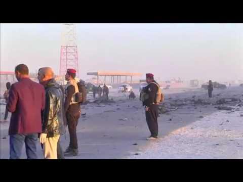 Iraq suicide blast strikes mostly Iranian pilgrims
