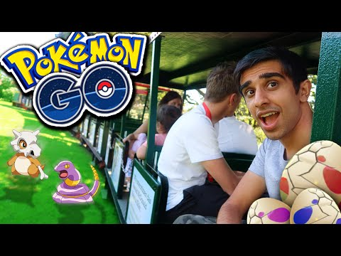 BEST WAY TO HATCH EGGS IN POKEMON GO with Lachlan & Ali-A