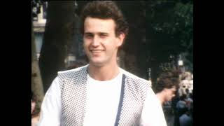 Ryan Paris – Dolce Vita (1983 Music Video - Merged With Stereo Sound)