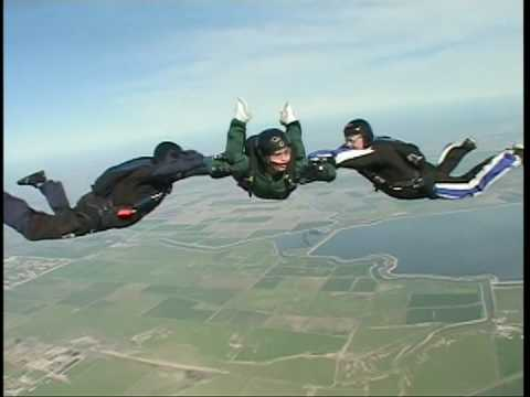 AFF Level 1 Skydive in Byron, CA