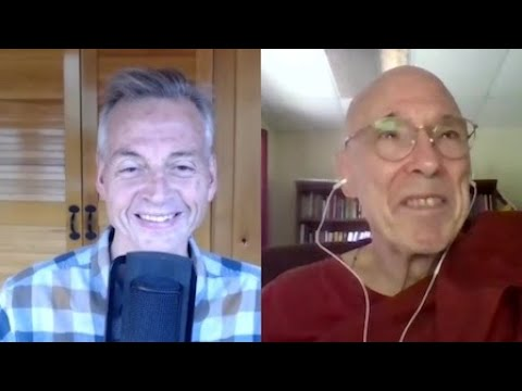 Buddhist Ethics | Robert Wright & Bhikkhu Bodhi [The Wright Show]