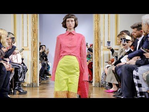 Rahul Mishra | Fall/Winter 2019/20 | Paris Fashion Week