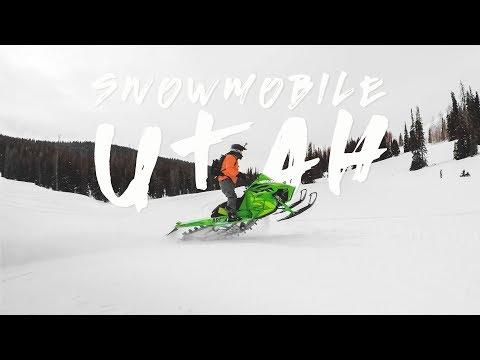 Snowmobile Utah | Heber City | Lofty Peaks Adventures