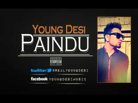 official Young Desi Paindu  lyrics included