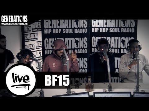B15- SEVENBLOCK (Live des studios de Generations)