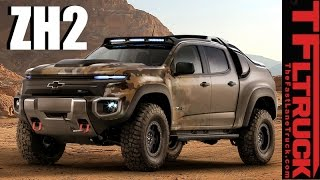 chevy colorado zh2 is this hybrid hydrogen powered 4x4 truck the humvee of the future