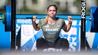 Event 3 - CrossFit Total - 2020 CrossFit Games