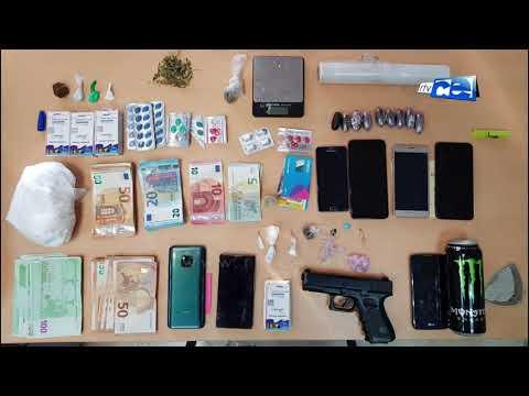 Desarticulado un grupo dedicado a la distribución de cocaína y sustrancias psicotrópicas