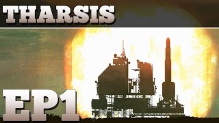 Let's Play Tharsis Ep. 1 - First Impressions - Space Strategy Tharsis Gameplay