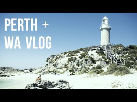 Travel With Me | Perth + WA Vlog