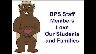 Bayfield Primary School - We Miss You Wolverines!
