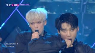 K-pop 20180814 더 쇼 (the show) 04 디크런치 (D-Crunch) - Palace
