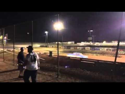 Abilene Speedway Jr Mini Feature 5-2-15