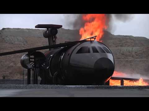 Personnel on Marine Corps Air Station Iwakuni train to ensure readiness in case of emergency (Pkg)