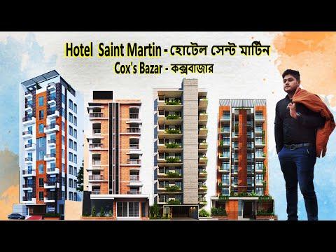 Hotel Saint Martin Cox's Bazar