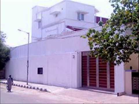 AJITH HOUSE IN CHENNAI - YouTube