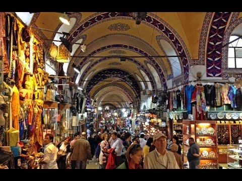 Kapalıçarşı Grand Bazaar Großer Basar Istanbul Turkey