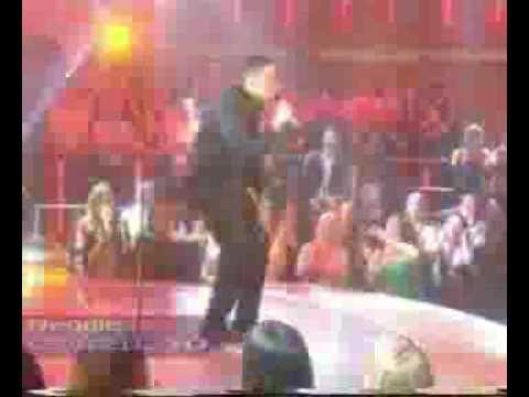 Reggie Yates - Fame Academy 2005 - day 10 (reprise)