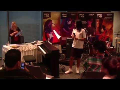 Trinity Rock & Pop Mock Exam: Vocals - Grade 5
