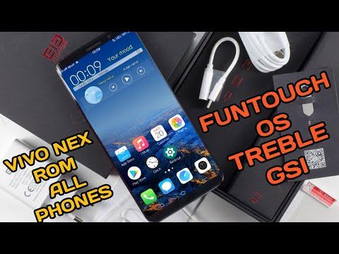 Install vivo nex funtouch gsi for all treble enable devices ft.redmi note 5 Pro!!