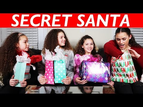Secret SantaSister Edition! (Haschak Sisters)