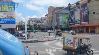 汕尾海豐之旅-day1(鲘門,梅隴,新北村)