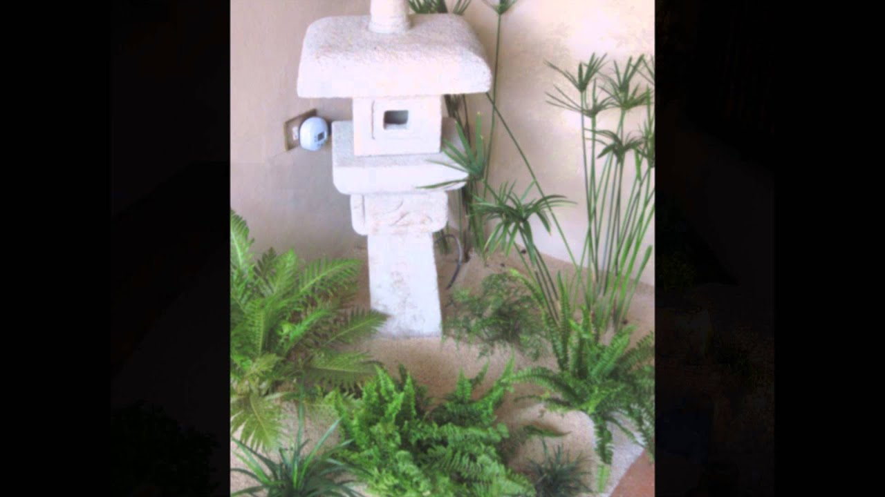 Jard n japon s exterior deco zen design costa rica youtube - Deco wc zen ...