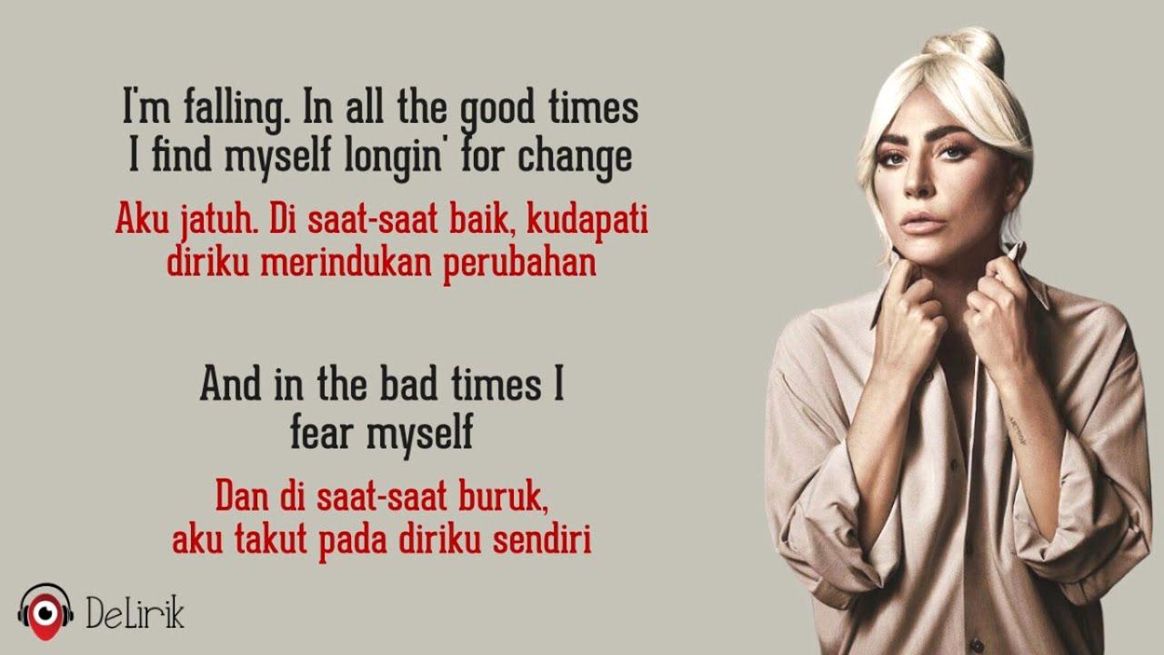 Download Shallow - Lady Gaga, Bradley Cooper [OST. A Star Is Born] (Lyrics video dan terjemahan)