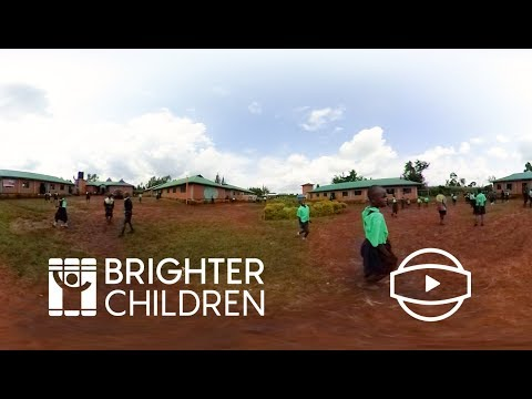 Brighter Children 360° VR Experience - Village Project Africa: Heritage Academy