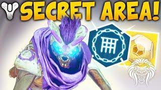 Destiny 2: huge secret area & prison! arena mode rumor, hidden fallen base & best hunter exotic