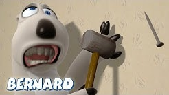 Bernard Bear | Wallpaper AND MORE | 30 min Compilation | Cartoons for Children