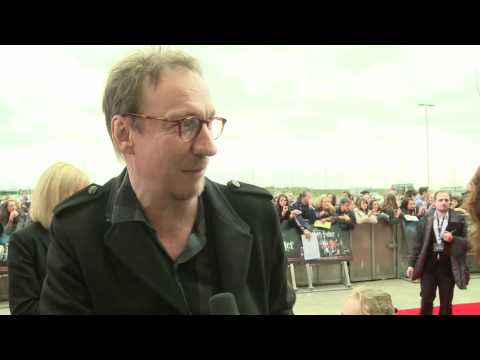 David Thewlis Interview - The Making Of Harry Potter WB Studio Tour London Opening