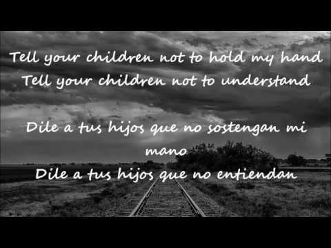 Mother - Lissie (Danzig Cover) Lyrics English/Spanish