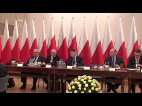 Posiedzenie plenarne KWRiST, 26 stycznia 2016 r., Warszawa