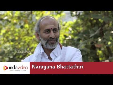 Narayaneeyam and Melpathur Narayana Bhattathiri