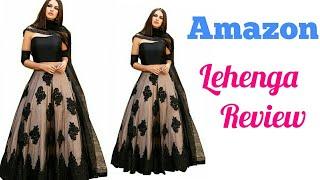 Amazon Lehenga review    amazon online shopping haul and review #amazonlehenga #amazonshopping