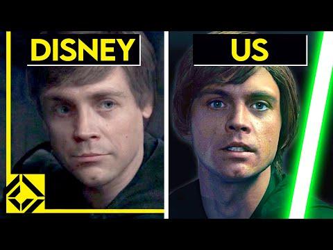 We Made a Better CGi Luke Skywalker