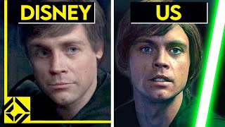 We Made a Better CGi Luke Skywalker