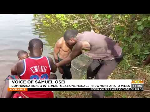 Ahafo Tutuka Incident: Two primary six pupils drown in dam – Adom TV News (22-9-21)