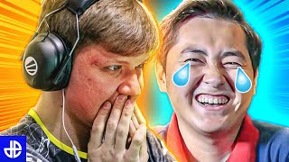 s1mple HUMBLED! BLAST Premier Highlights | Top 10 CSGO Moments