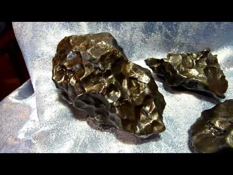 Ensisheim 2010 Meteorite Show in France
