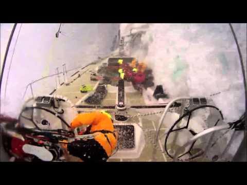 Join the Race - Leg 3: Southern Ocean Sleigh Ride
