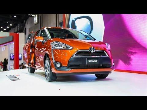 Big Motor Sale 2016 รีวิว Toyota All New Sienta 2016  By BUZZ - โตโยต้า บัสส์