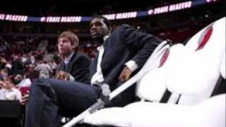 Greg oden rap good quality audio