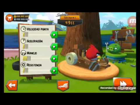 angry birds go hack cheat download