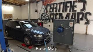 Audi S3 8P Stage 2+ package (Engine rebuild) - Certified Remaps